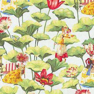 150030 Lotus Dreams Dawn Pk Lifestyles Fabric