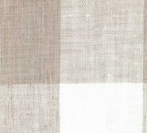 P Kaufmann Check Please 922 Zinc Check / Plaid Fabric
