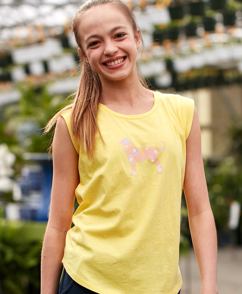 Girls Herring Cove Tank Top