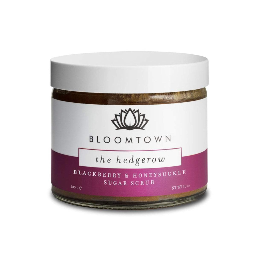 Sugar Scrub: The Hedgerow (Blackberry & Honeysuckle)