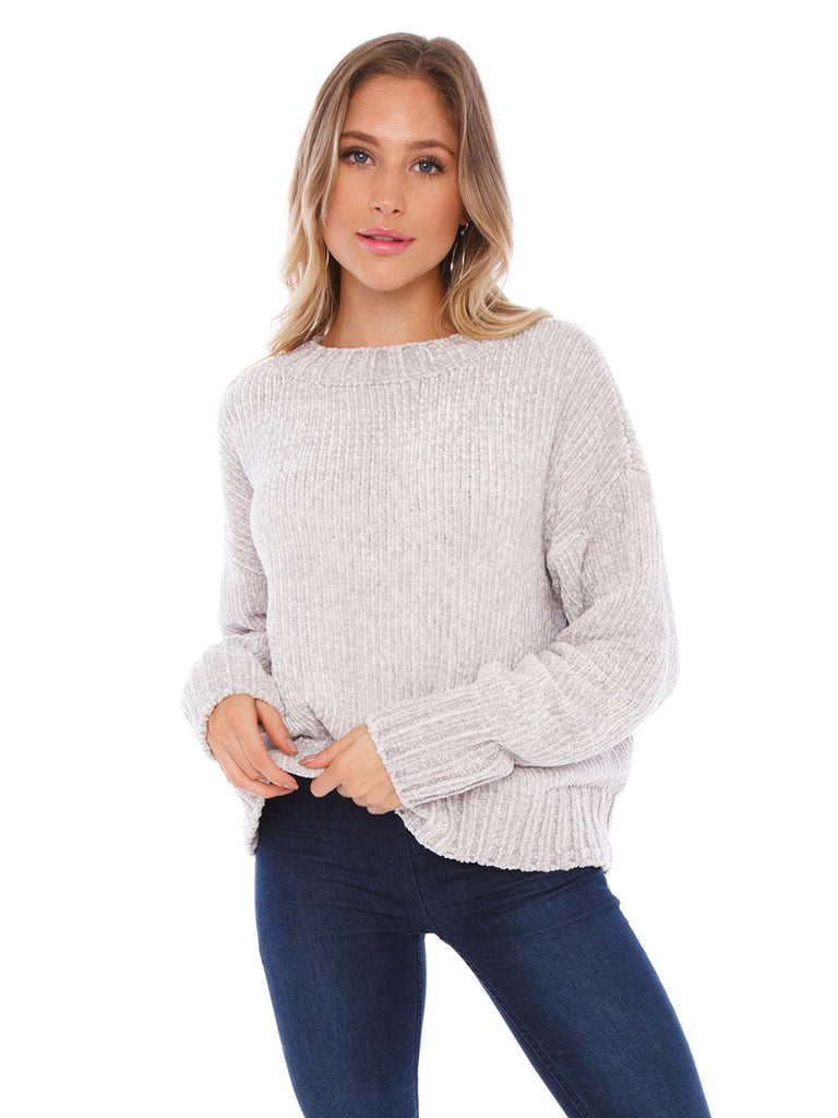 Women wearing a sweater rental from SANCTUARY called Combat Crop Pants