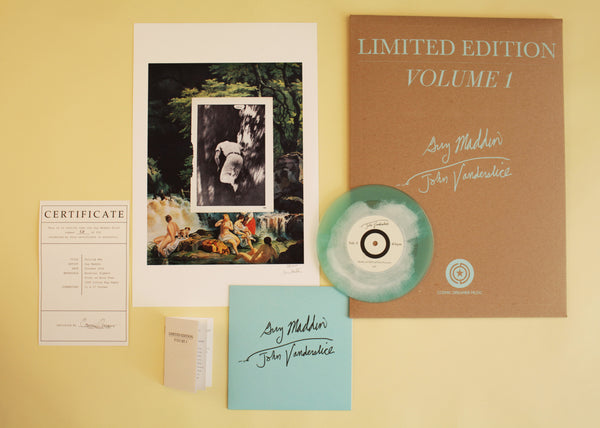 Limited Edition Volume 1: John Vanderslice / Guy Maddin
