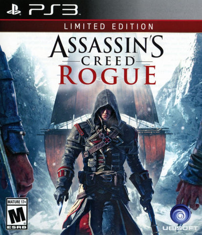 Assassin's Creed Rogue - Pre-Owned Playstation 3