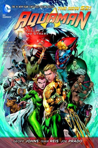 Aquaman Volume 2: The Others