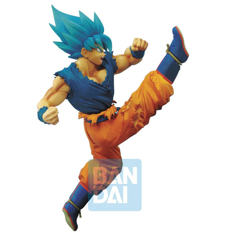 Dragon Ball Super - Super Saiyan God Super Saiyan Goku Z-Battle Figure