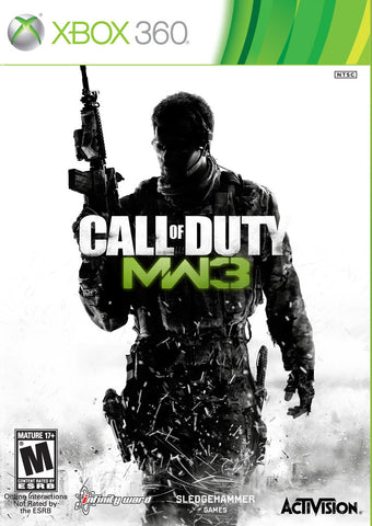 Call of Duty: Modern Warfare 3 - Pre-Owned Xbox 360
