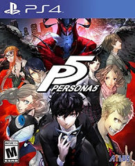 Persona 5 - Pre-Owned Playstation 4