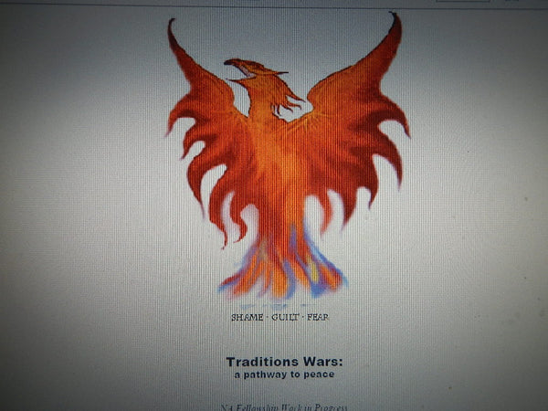 "Tradition Wars  ""Free Digital Download"""