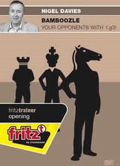 Bamboozle Your Opponents with 1.g3 - Davies - Software DVD - Chess-House