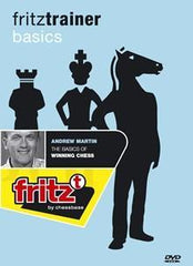Fritz Trainer: Basics of Winning Chess (DVD) - Martin - Software DVD - Chess-House