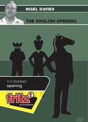 The English Opening - Davies - Software DVD - Chess-House