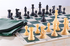Ultra Portable Club Chess Set - Chess Set - Chess-House