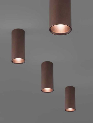 A-Tube Ceiling range by Studio Italia Design
