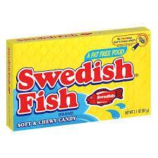 SWEDISH FISH RED THEATRE