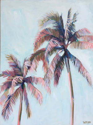 Palm Tree 22 Limited Edition Print