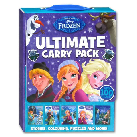 Disney Princess FROZEN ULTIMATE CARRY PACK NEW!!!!
