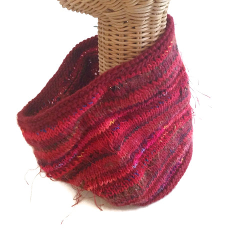 FUSION Cowl Red