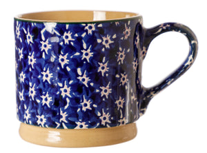 Large Mug Dark Blue Lawn
