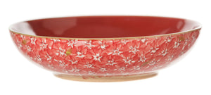 Nicholas Mosse Everyday Bowl Lawn Red