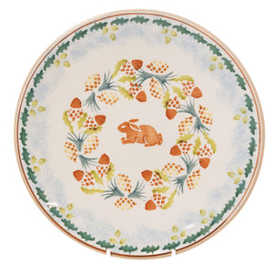 Nicholas Mosse Woodland Rabbit Everyday Plate