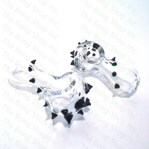 Juice Glass Spike Pipes - Tha Bong Shop