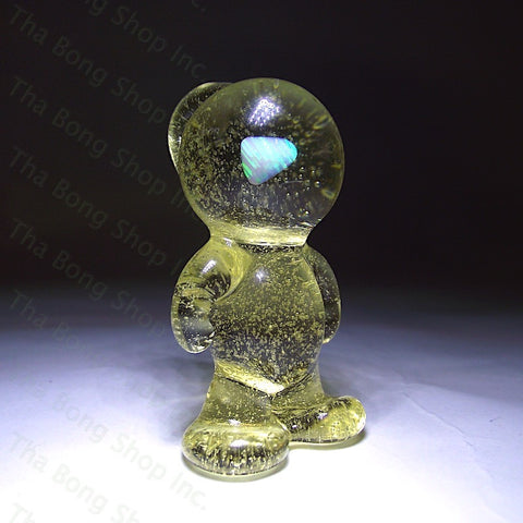 Blazed Glass CFL Sygyzy Glasstronaut Pendy - Tha Bong Shop