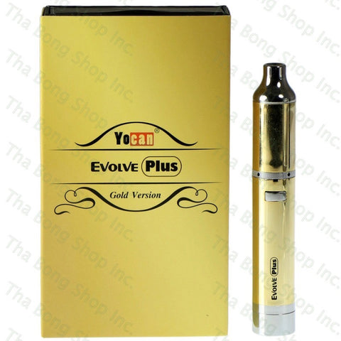 GOLD Yocan Evolve Plus - Tha Bong Shop