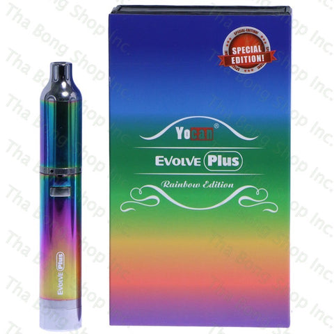 Rainbow Edition Yocan Evolve Plus - Tha Bong Shop