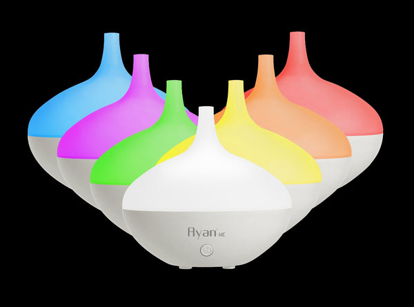 Ayan HC Ultrasonic Aroma Diffuser & Humidifier. 6 Hours.