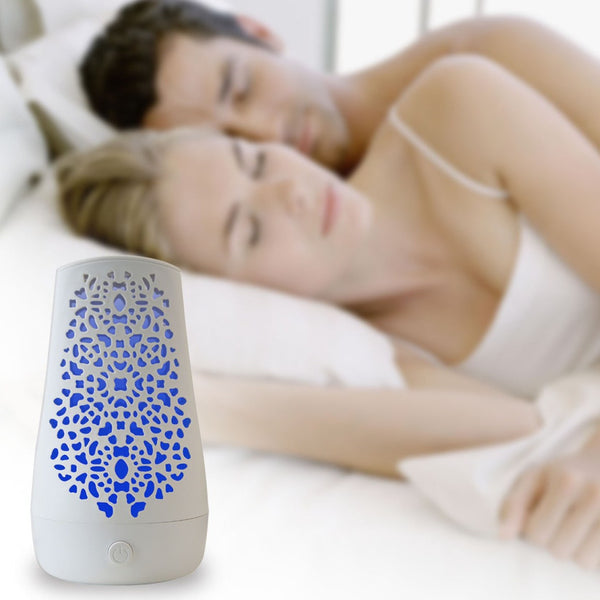 Ayarh Essential Oil Fan Aroma Diffuser. 14 Hours - Diffuser Humidifier