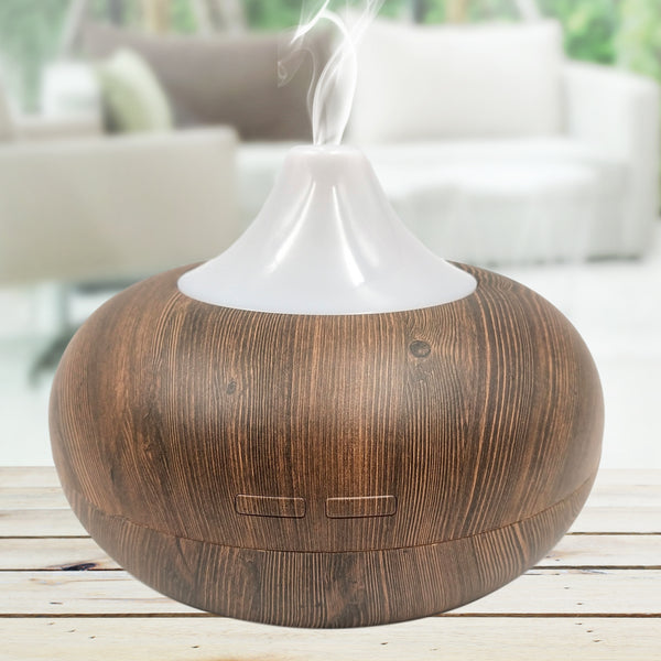 Shohan BM02 Colour Changing Aroma Diffuser and Humidifier. 6 Hours. - Diffuser Humidifier