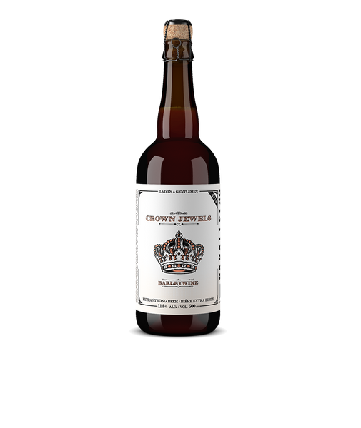 Parallel 49 Crown Jewels Barleywine (500ml)