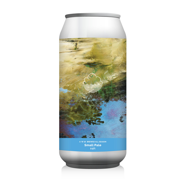 Cloudwater Small Pale (440ml)
