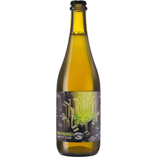 Garage Project Paved Paradise Inner-City Saison (750ml)