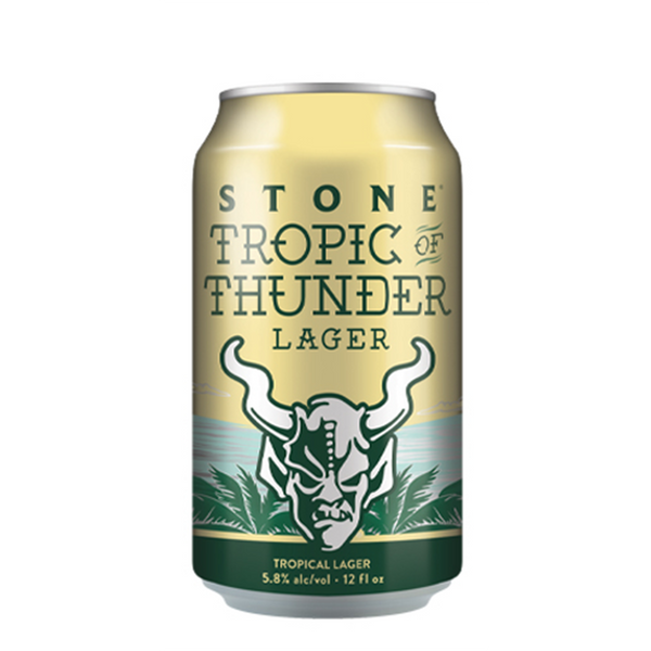 Stone Tropic of Thunder Lager (355ml)
