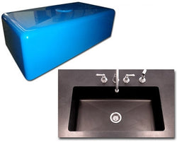 Concrete Countertop Sink Mold, Farm 32-Inch