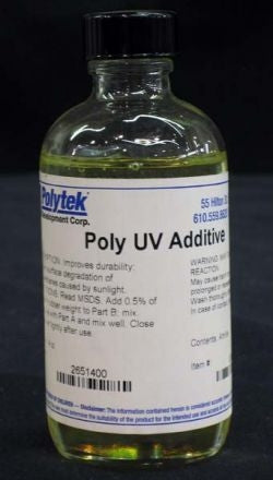 UV Stabilizer Additive for Polyurethane Rubber
