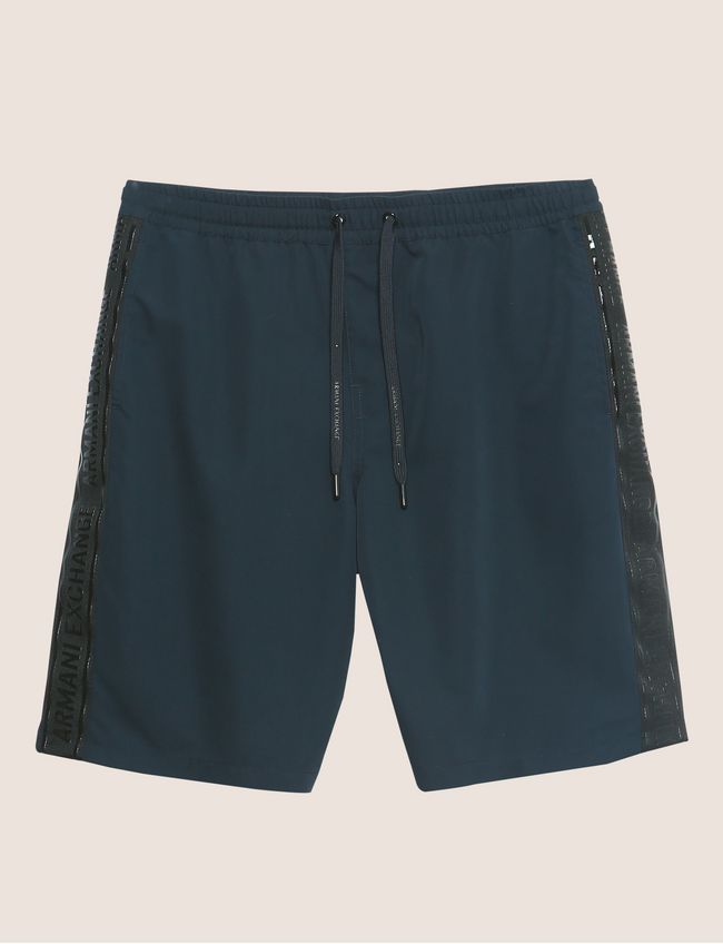 Armani Exchange Swim Shorts 6ZZW02-ZNQEZ Navy