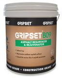 Gripset B09 Asphalt Resurfacer and Rejuvenator 15Litre