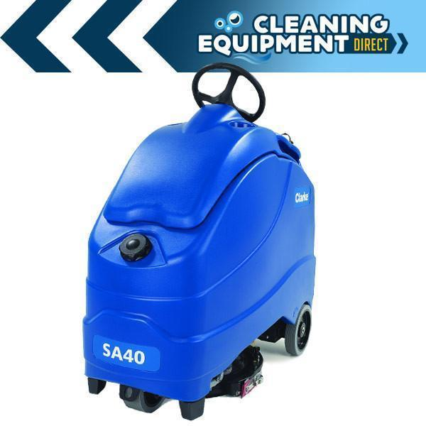 Clarke SA40 Stand-On Disc Scrubbers