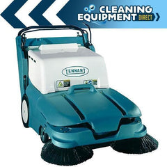 Tennant 3640 Battery Powered Sweeper - Cleaning Equipment Direct