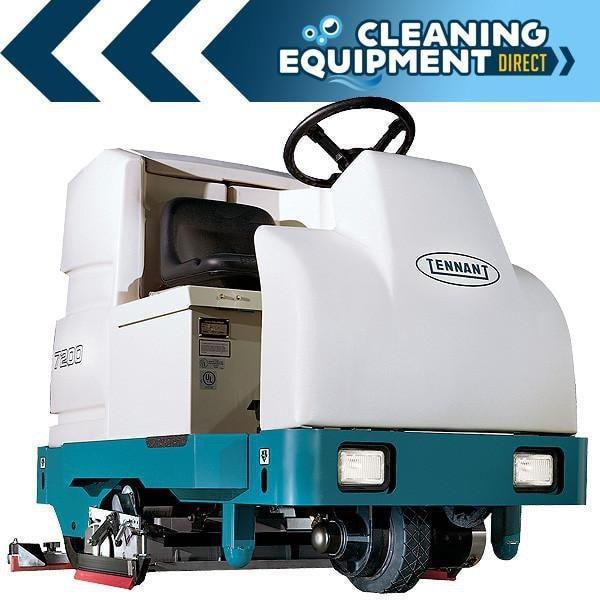 Tennant 7200 Cylindrical Rider Scrubber - Refurbished