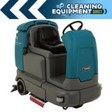 "Tennant T12 32"" Cylindrical Battery Powered Rider Floor Scrubber - Refurbished"
