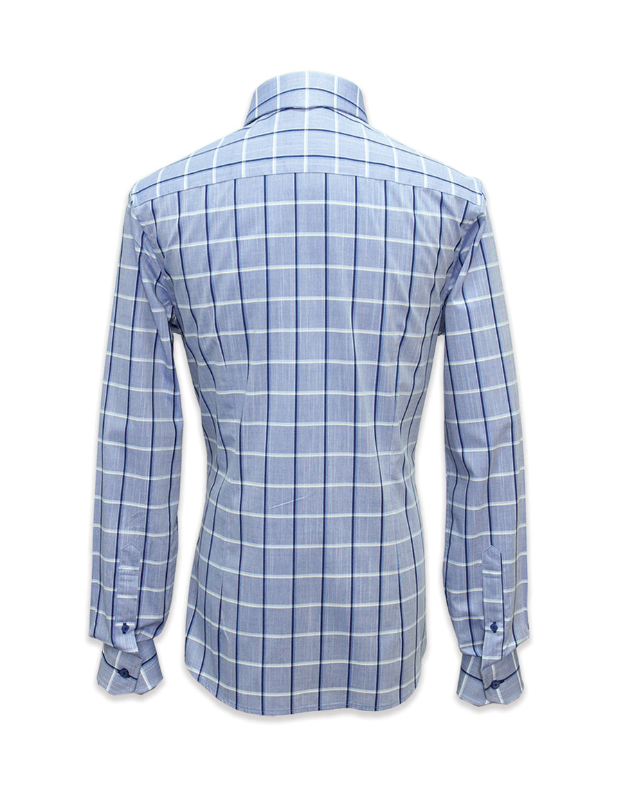 Long Sleeved Filu Checkered Shirt