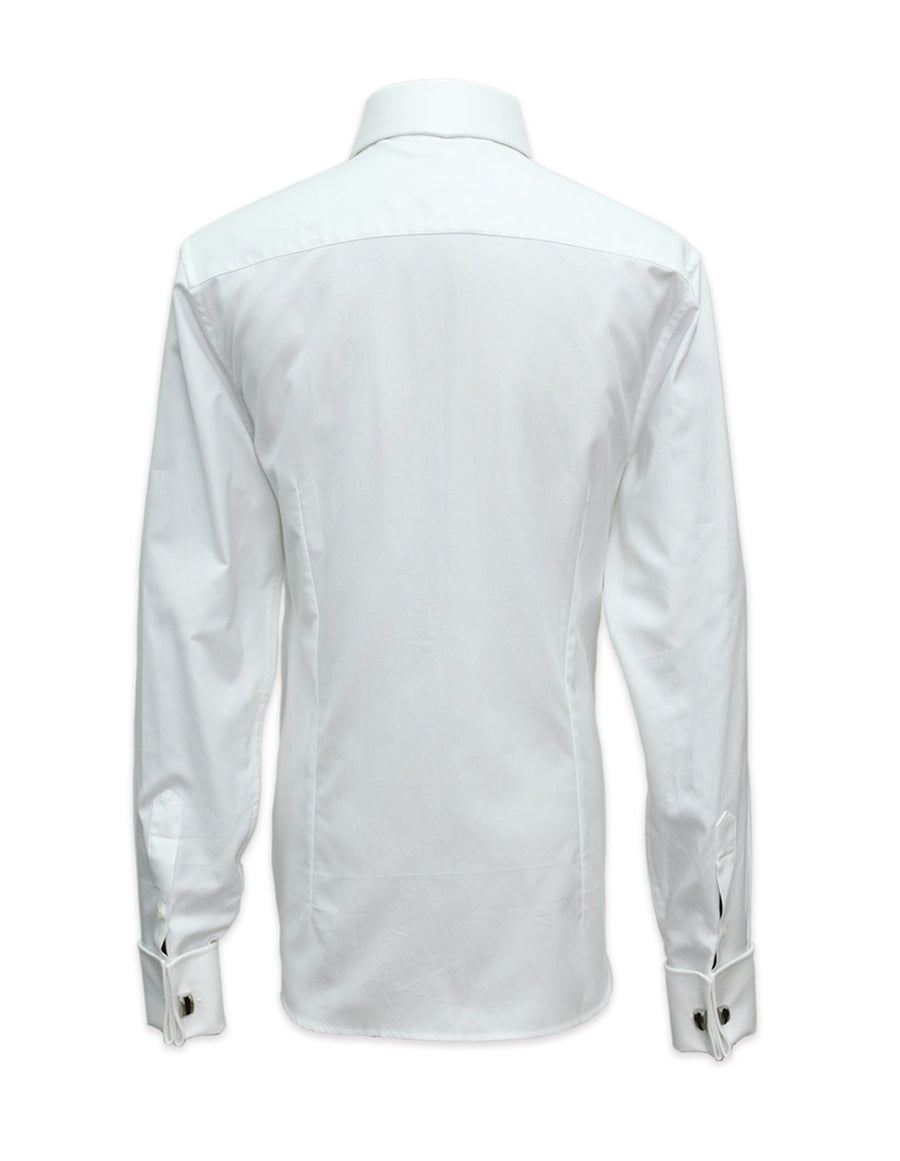 Long Sleeved French Cuffed Shirt