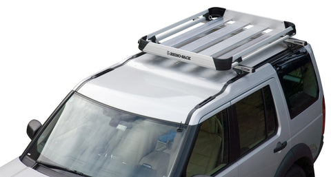RHINO RACK SMALL ALLOY TRAY SYSTEM - DISCOVERY 3 & 4