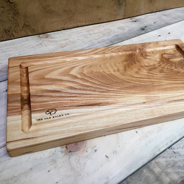 Solid Oak Large Wooden Carving Board