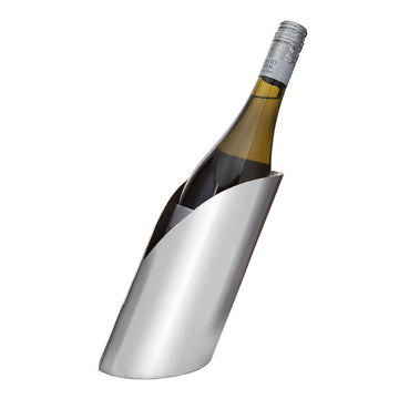 Pewter Envelop Wine Bottle Holder