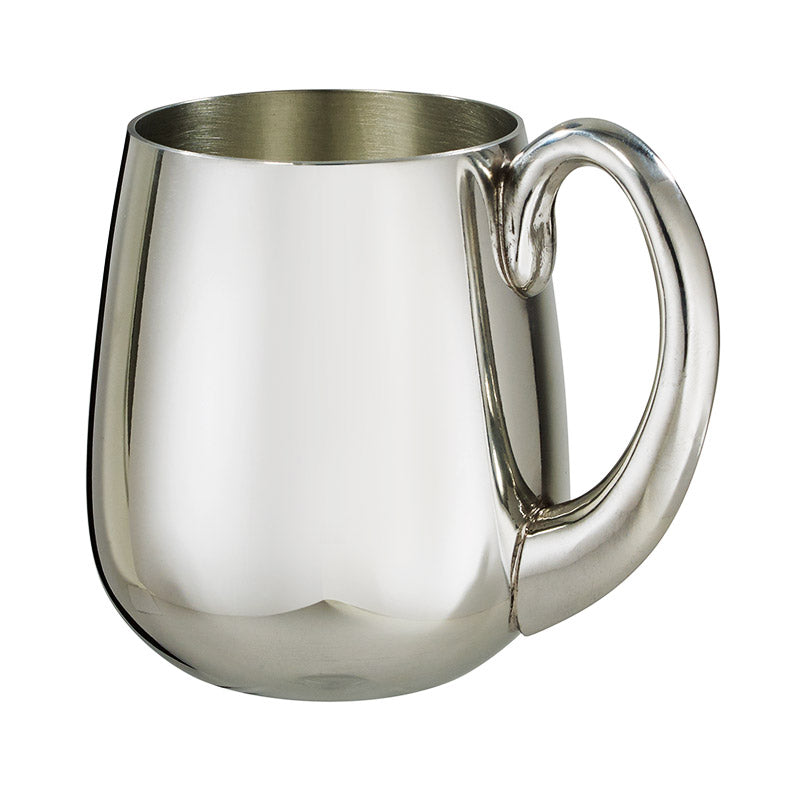 1 Pint Stout Pewter Tankard