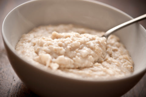 Plain Oatmeal (Porridge)